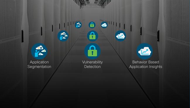 توسعهی سرویس امنیتی Tetration سیسکو با قابلیتهای Cloud