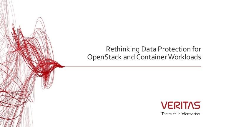 معرفی NetBackup برای Containerها