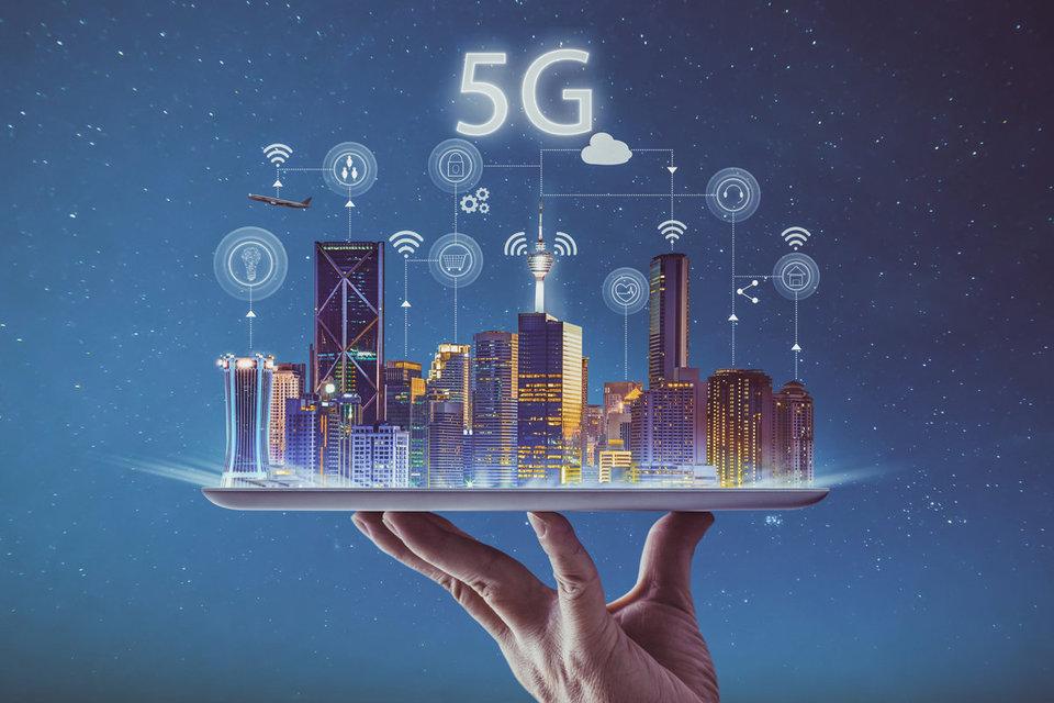 آمادگی برای ارائه تکنولوژی 5G