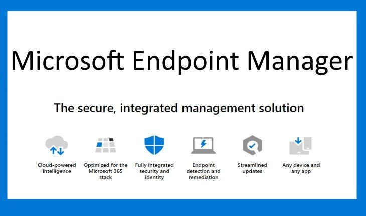 ویژگی آپدیت جدید Microsoft Endpoint Configuration Manager