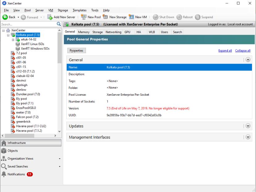 امکانات جدید Citrix Hypervisor 8.1