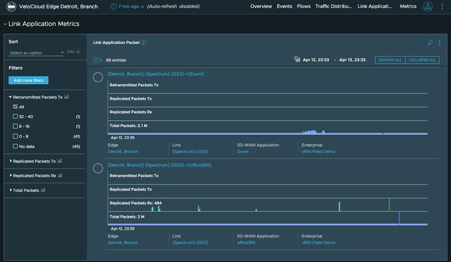 تکات VMware vRealize Network Insight 5