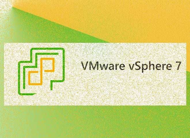 نرمافزار vsphere 7