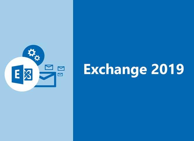 نسخه Exchange 2019