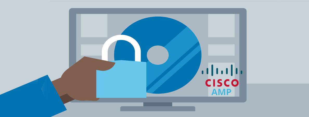 راهکار امنیتی سیسکو برای مقابله با باجافزارهای ایمیل به نام Cisco AMP