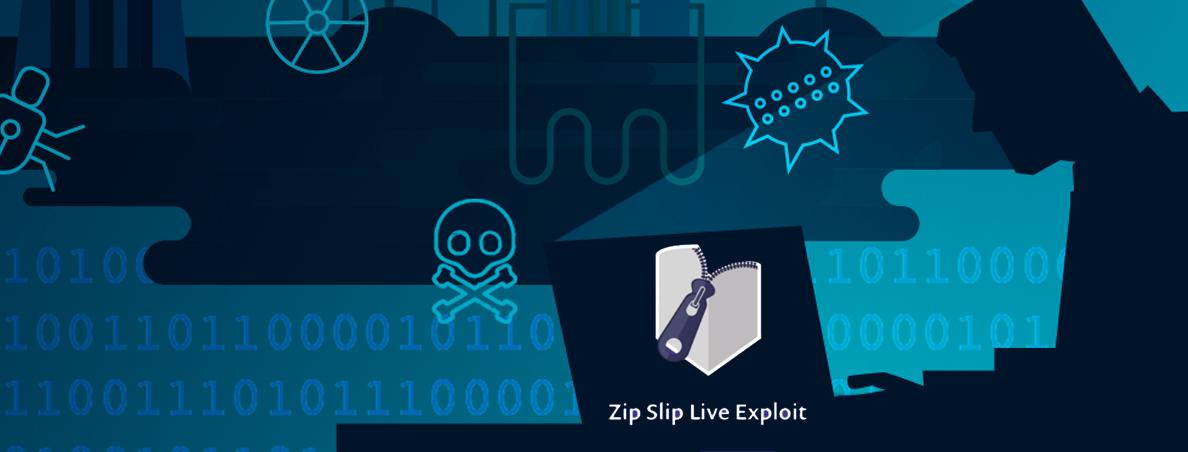 بررسی شرایط آسیبپذیری Zip Slip