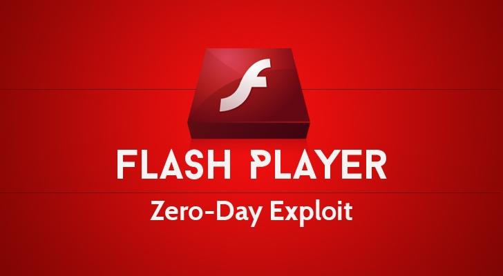 آسیبپذیری Zero-Day جدید در Adobe Flash