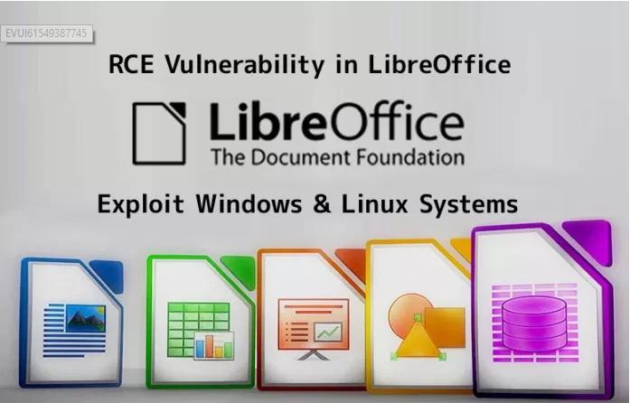 آسیبپذیری جدید RCE در LibreOffice در سیستمهای ویندوز و لینوکس