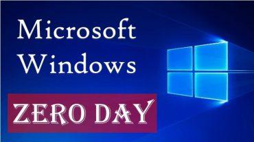 جدیدترین آسیبپذیری Zero-Day ویندوز