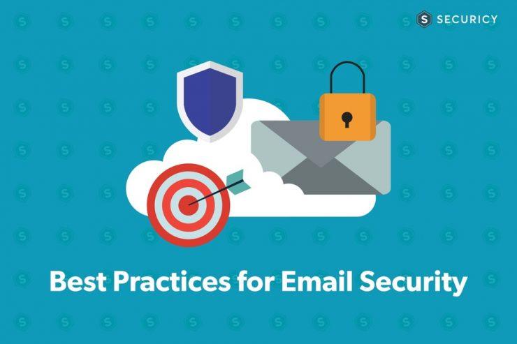 سه دلیل اصلی اهمیت امنیت ایمیل