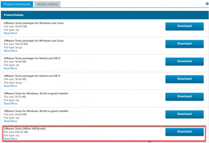 مشکل امنیتی با VMware Tools