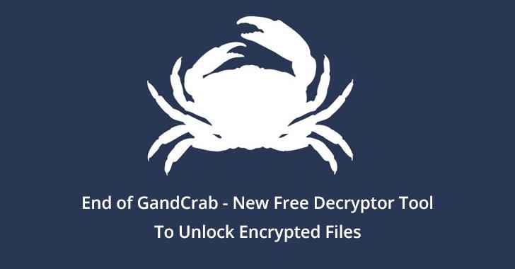 ابزار Decryptor برای باجافزار Grandcrab