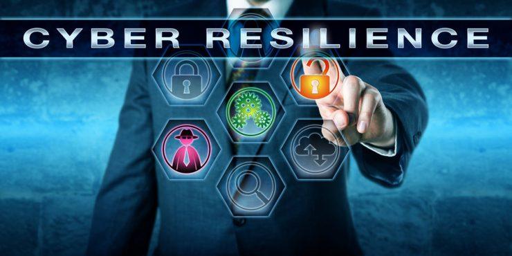 ویژگی های اصلی Cyber Resilience در سال 2019