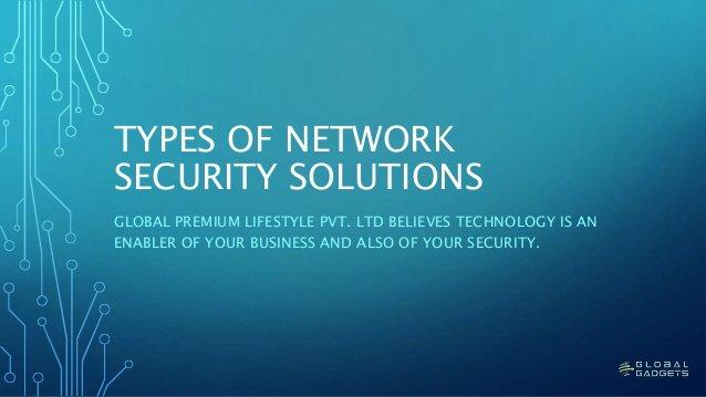 بررسی راهکارهای امنیتی