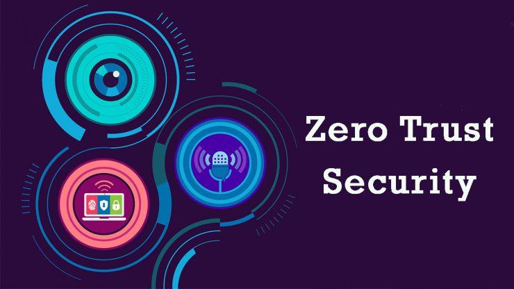 بررسی ارکان اصلی در مدل امنیت Zero Trust