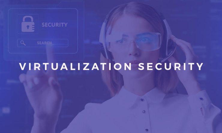 امنيت ساختار مجازی