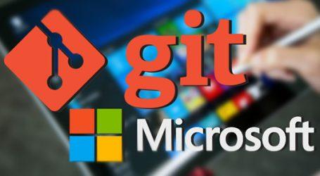 اقدامات مایکروسافت در راستای ارتقای GVFS