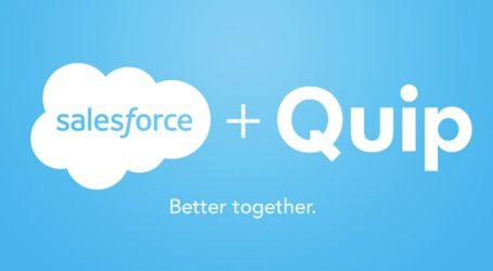 معرفی قابلیت های ویژه نرم افزار Quip