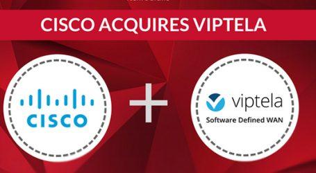 ارتقای قابلیتهای SD-WAN سیسکو با خرید Viptela