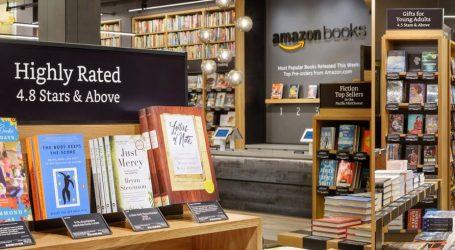 آمازون اولین کتاب فروشی غیرمجازی خود را در سیاتل افتتاح کرد!