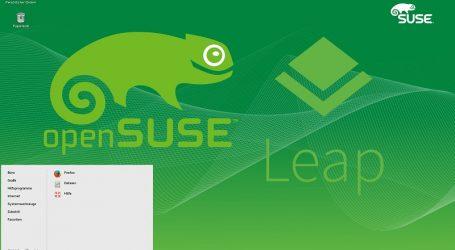 openSUSE Leap 42.1 اولین توزیع ترکیبی لینوکسی