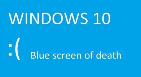 عدم ارائه آپدیت جدید ویندوز 10، به دلیل مشکل BSOD