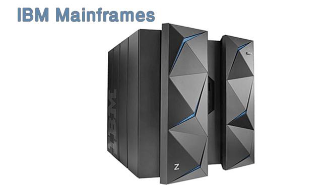 کاهش سایز IBM Z14 Mainframe و افزایش امنیت آن به منظور قرار گرفتن در دیتاسنترها