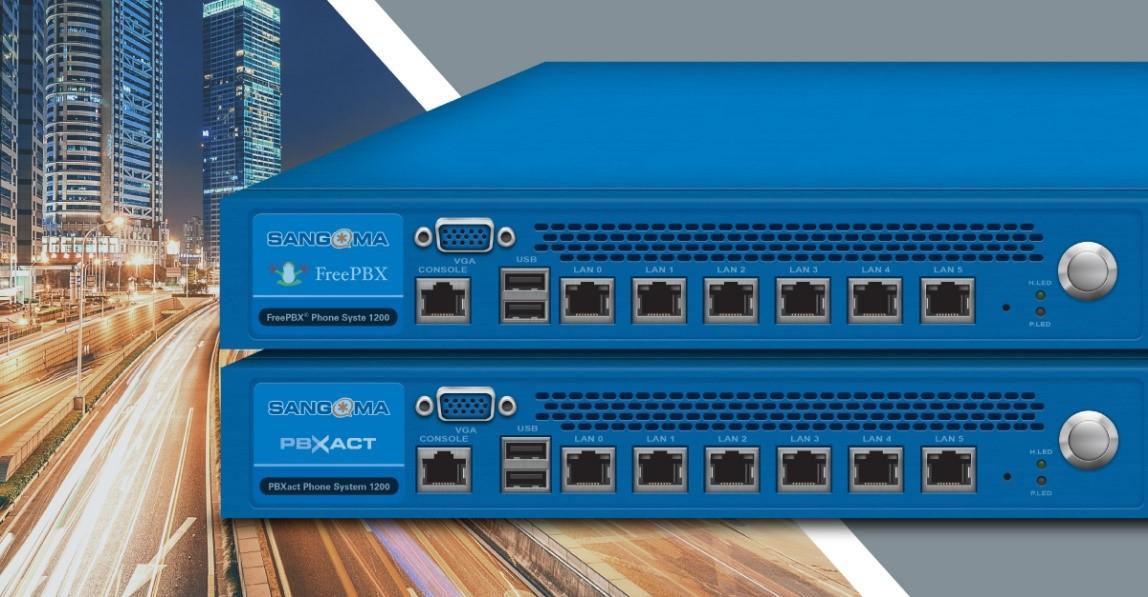 معرفی تجهیزات جدید PBXact 1200 و FreePBX 1200
