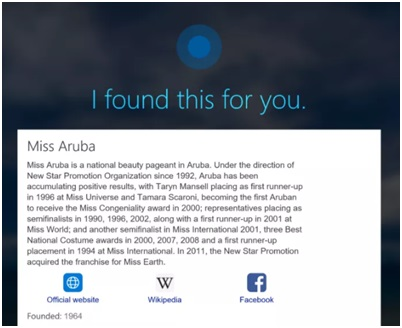 بررسی آسیبپذیری Microsoft Cortana