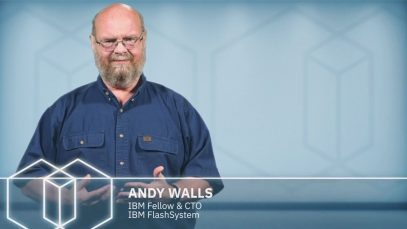 What's new with the IBM Flash Storage Family- Part 1
