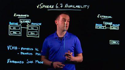 vSphere 6.7 – vCenter Server High Availability-720 thumbnail