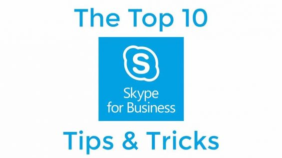 نرم افزار skype for business