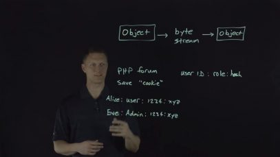 OWASP Top 10- Insecure Deserialization-720 thumbnail