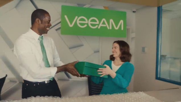 """""""Cloud Storage in Real Life"""" with the #1 Cloud Data Management Provider, Veeam_720 thumbnail"""