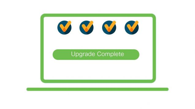 Cisco UCM 12.5 Reduce upgrade effort by 50% with -one-touch- upgrades_720p thumbnail