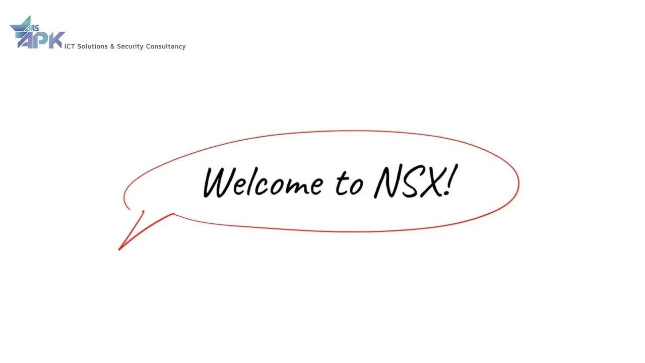 آموزش VMware NSX