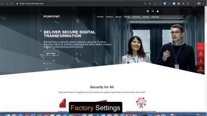 02 – Factory Settings – Fortigate Admin Crash Course-1