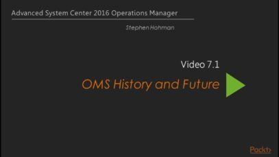 Advanced System Center 2016 Operations Manager _ OMS History and Future _720 thumbnail