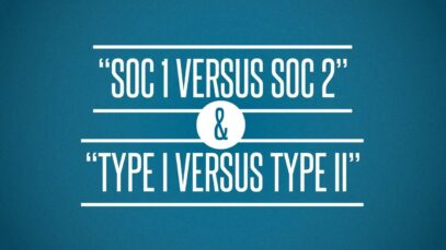 SOC 1 and SOC 2 Audits vs Type I and Type II Audits_720 thumbnail