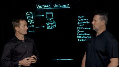 #StorageMinute_ #vVols with #Hitachi Storage_720 thumbnail