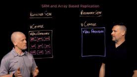 Lightboard Session- #SRM and #vVols Array Based Replications_720 thumbnail