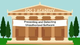 SOC 2 Academy- Preventing and Detecting Unauthorized Software_720 thumbnail