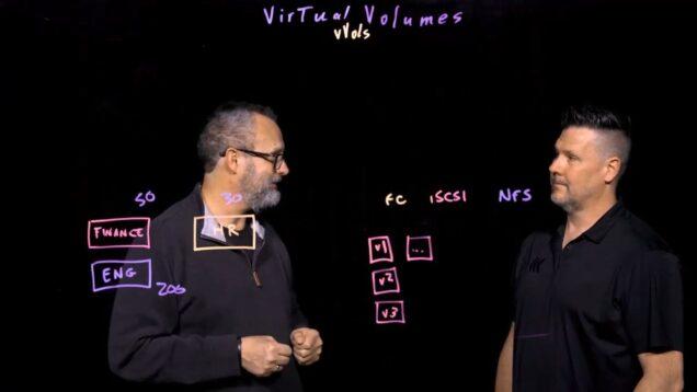 Lightboard Session- #Dell EMC Storage and #vVols integration_720 thumbnail