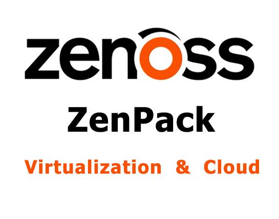 بررسی قابلیت های Zenoss ZenPack های مجازیسازی و Cloud