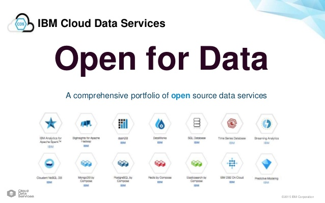 IBM Cloud Data Services چیست؟