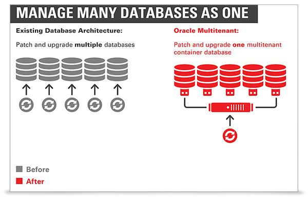 Oracle Multitenant چیست - مزایای Oracle Multitenant - مفهوم Oracle Multitenant و مزایای استفاده از آن