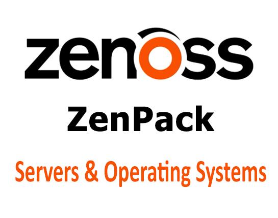 Zenoss ZenPackهای مانیتورینگ سرور - Zenoss ZenPackهای مانیتورینگ سیستم عامل