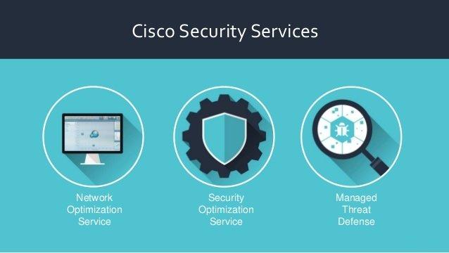 سرویس بهینهسازی امنیت سیسکو