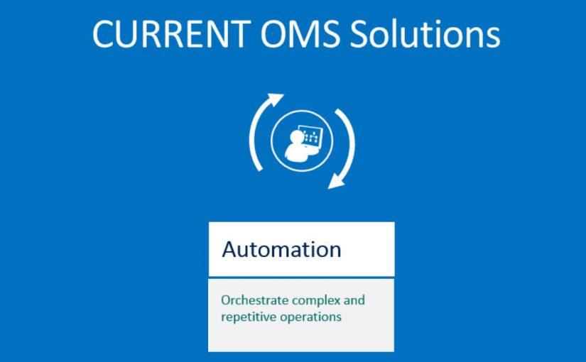 بررسی قابلیت خودکارسازی و کنترل در OMS مایکروسافت