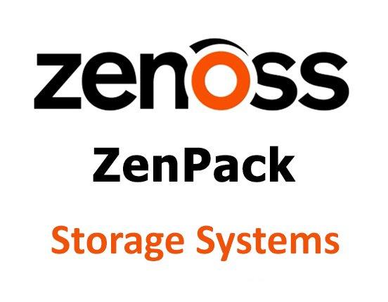 بررسی Zenoss ZenPackهای سیستمهای ذخیرهسازی